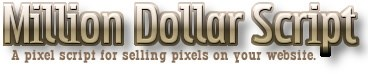 Million Dollar Script Logo